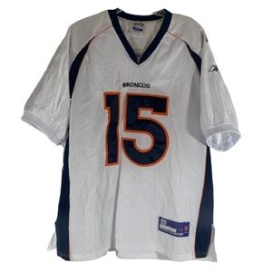 Reebok Denver Broncos Jersey #15 Brandon Marshall